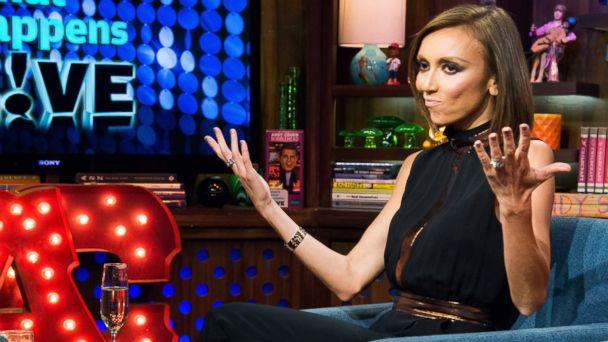 GTY giuliana rancic sr 140321 16x9 608 Giuliana Rancic Says Russell Crowe Gives One Mean Interview
