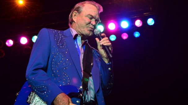 GTY glen campbell sk 140418 16x9 608 Instant Index: Glen Campbell Moved to Alzheimers Facility