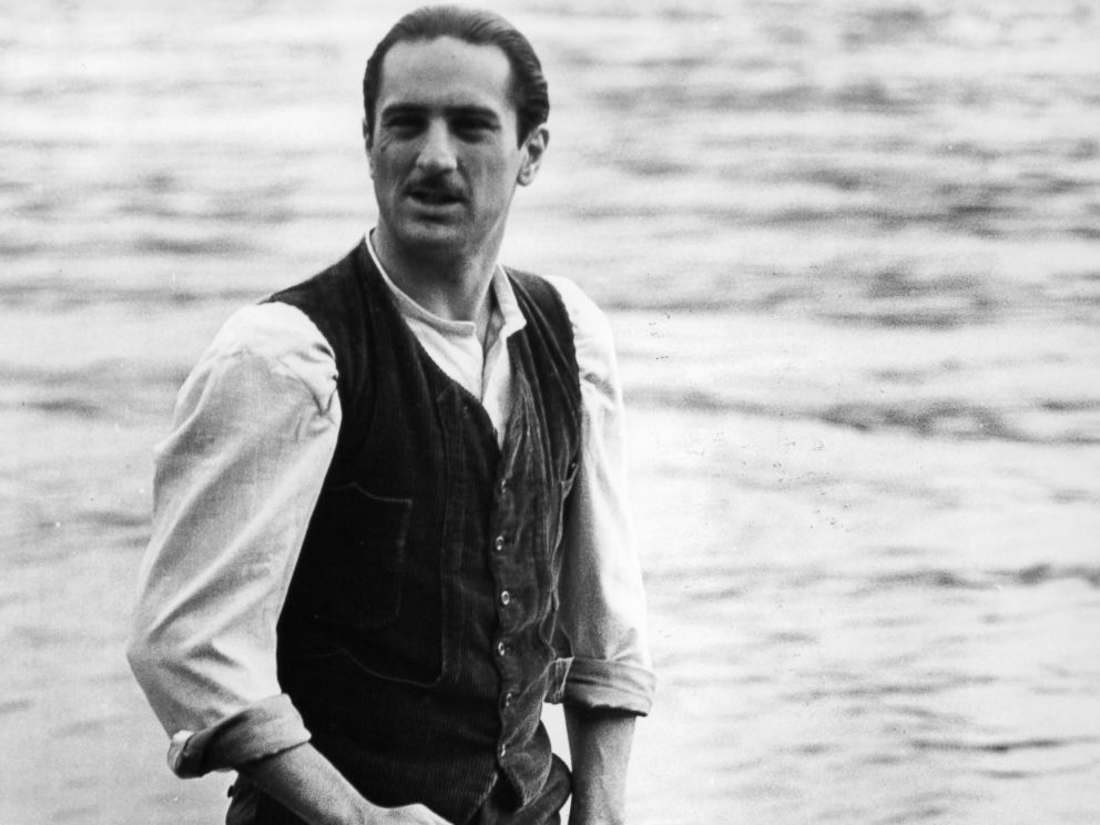 PHOTO: Robert De Niro appears in a scene from the film The Godfather: Part II, 1974.