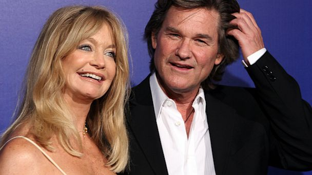 PHOTO: Kurt Russell and Goldie Hawn