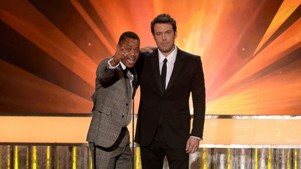 GTY gooding affleck tk 140120 16x9 608 5 Best Moments at Screen Actors Guild Awards