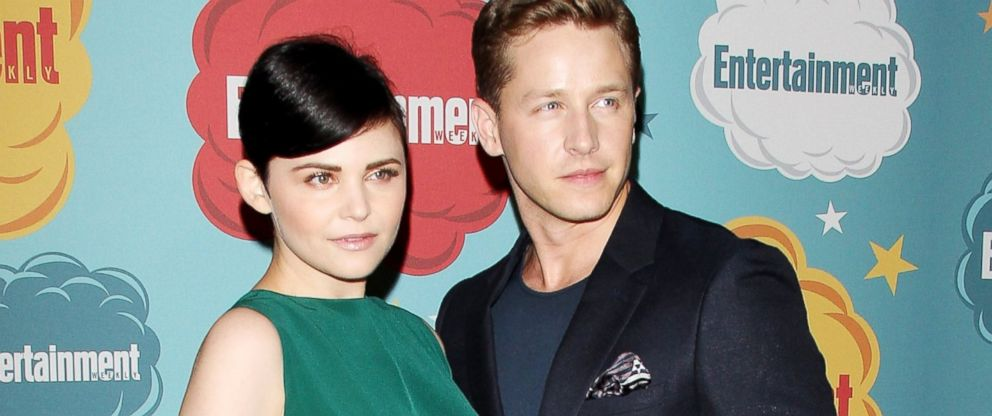 PHOTO: Ginnifer Goodwin and Josh Dallas arrive at the Entertainment Weeklys Annual Comic-Con celebration held at Float at Hard Rock Hotel San Diego, July 20, 2013, in San Diego.