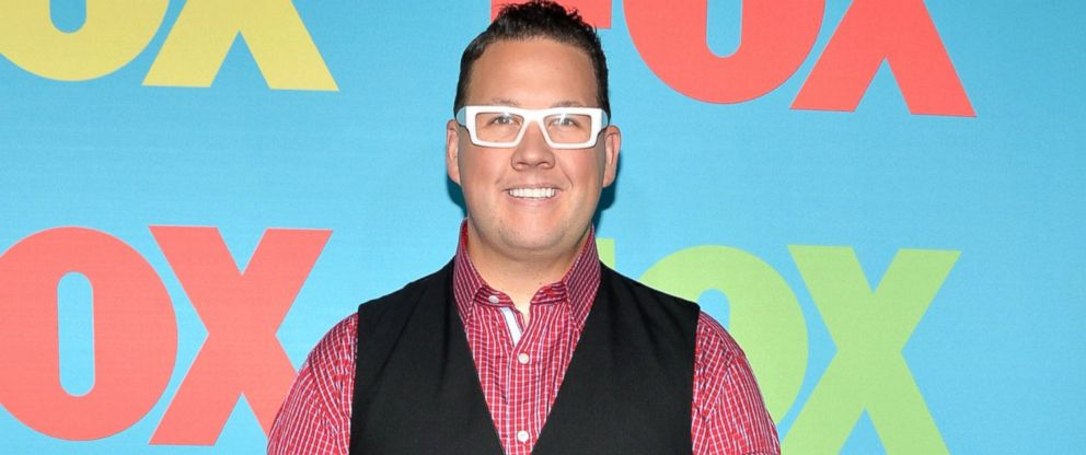 PHOTO: Graham Elliot attends the FOX 2014 Programming Presentation at the FOX Fanfront, May 12, 2014, in New York.