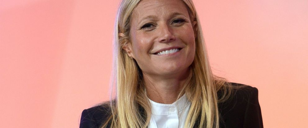 PHOTO: Gwyneth Paltrow gives keynote interview at the BlogHer 2015 conference at the Hilton Hotel Midtown in New York City, July 17, 2015.