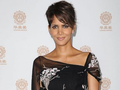 Photos: Halle Berry Stuns In a Sexy Gown
