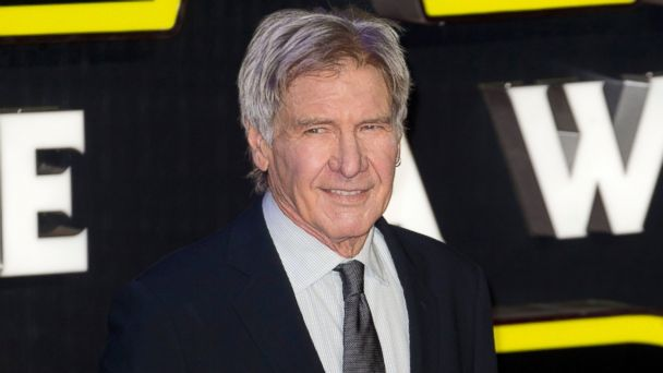 PHOTO: Harrison Ford attends the European Premiere of 'Star Wars: The Force Awakens' at Leicester Square, Dec. 16, 2015, in London.