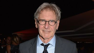 PHOTO: Harrison Ford attends the Vanity Fair And Armani Party at the 67th Annual Cannes Film Festival in this May 17, 2014, file photo in Cap dAntibes, France.