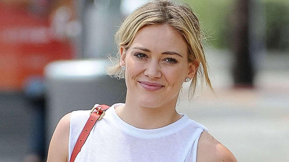 PHOTO Hilary Duff is seen in Hilary Duff