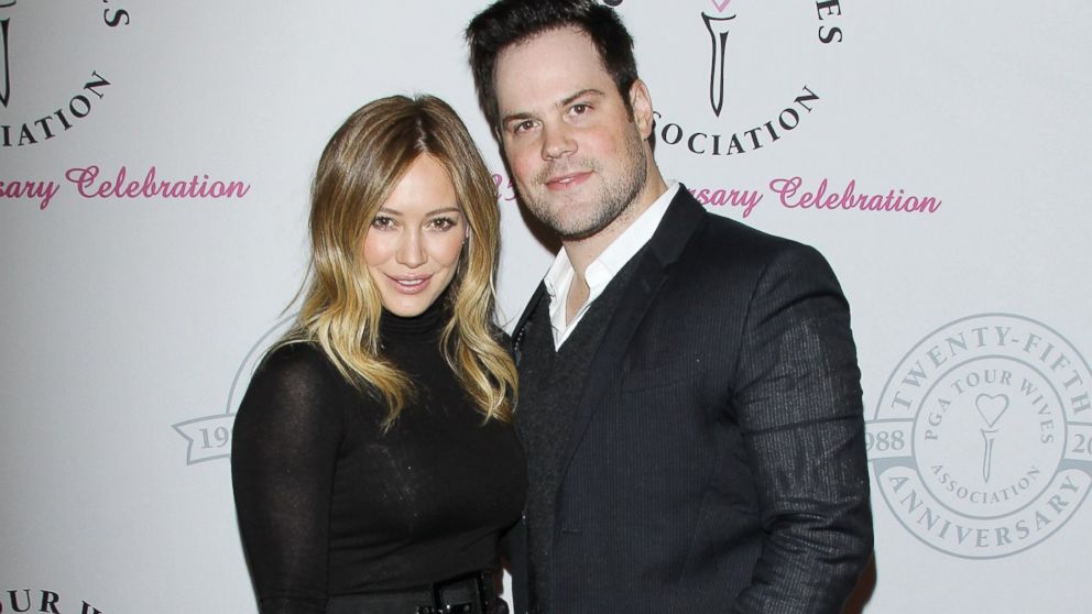 hilary duff says separation from mike comrie has been