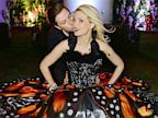 PHOTO: Pasquale Rotella and Holly Madison during the 17th annual Electric Daisy Carnival at Las Vegas Motor Speedway, June 23, 2013 in Las Vegas.