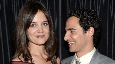 Katie Holmes and Zac Posen Party in NYC