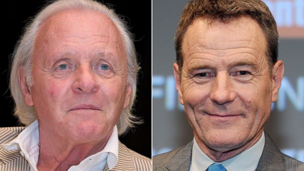 GTY hopkins cranston tk 131014 16x9 608 Anthony Hopkins Writes Fanboy Letter to Bryan Cranston About Breaking Bad
