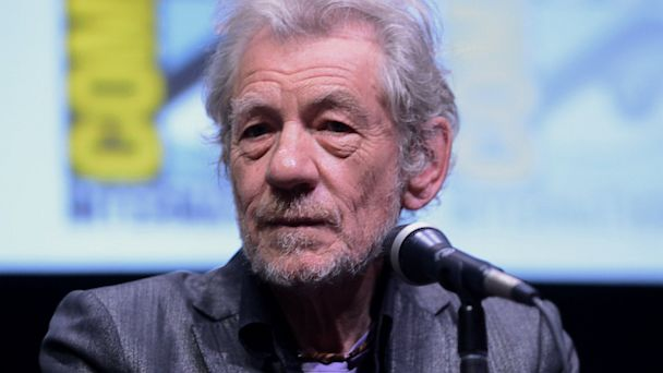 PHOTO: Ian McKellan
