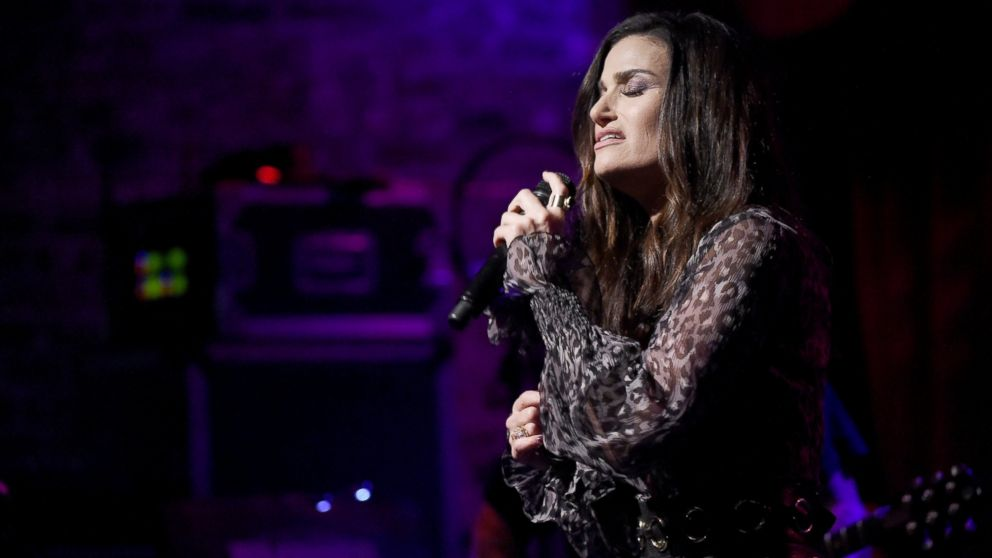 Idina Menzel's New Album Proves Why She's the 'Wickedly Talented Adele Dazeem'