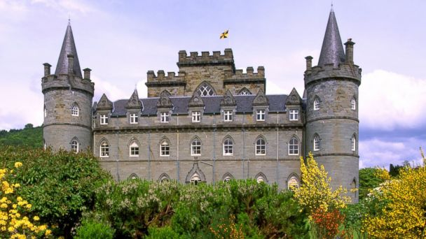 PHOTO: Inveraray Castle