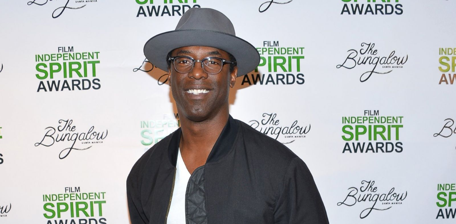 PHOTO: Isaiah Washington is pictured on March 1, 2014 in Santa Monica, Calif.