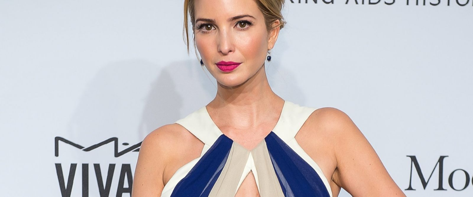 PHOTO: Ivanka Trump attends the 2015 amfAR New York Gala at Cipriani Wall Street, Feb. 11, 2015, in New York.