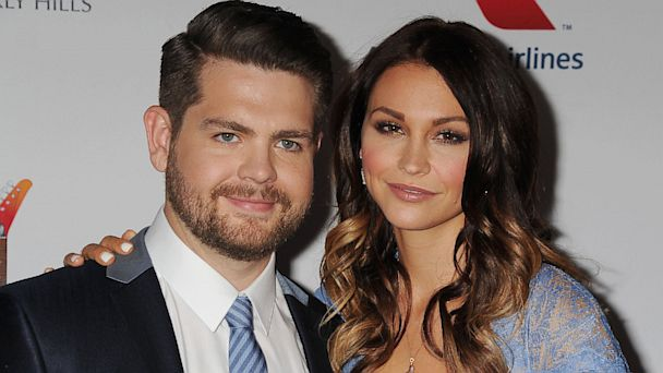 GTY jack osbourne lisa stelly jef 130806 16x9 608 Jack Osbourne Expecting Baby No. 2 With Wife Lisa