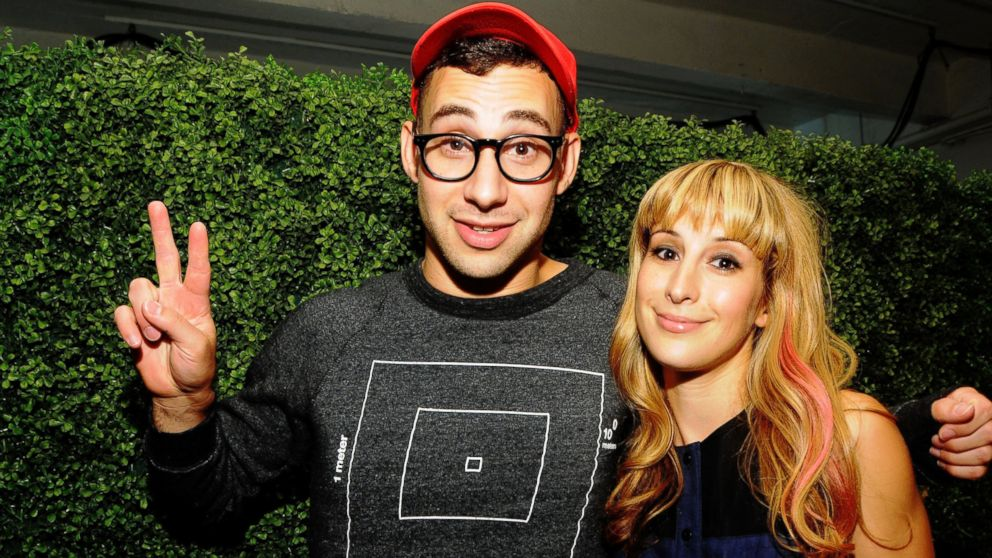 PHOTO: Rachel Antonoff and Jack Antonoff attend the Rachel Antonoff Spring 2013 presentation at the Drive In Studios, Sept. 8, 2012, in New York.