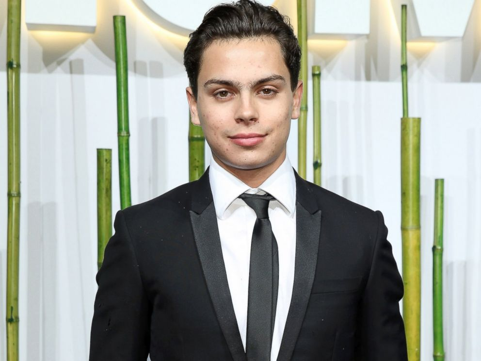 PHOTO: Jake T. Austin attends the Museum Of Modern Arts 2015 Party In The Garden at Museum of Modern Art, June 2, 2015, in New York City.