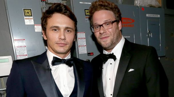 GTY james franco seth rogen jef 140626 16x9 608 Could Seth Rogen and James Francos New Film Start a War?