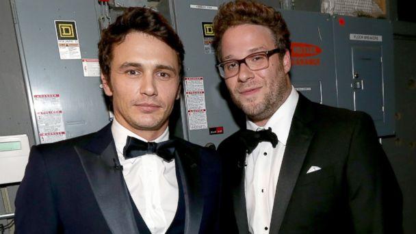 GTY james franco seth rogen jef 140626 16x9 608 Could Seth Rogen and James Francos New Film Start a War?