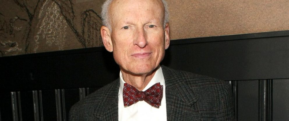 "PHOTO: James Rebhorn attends the ""Too Much, Too Many, Too Much, Too Many"" Opening Night after party at HB Burger, Nov. 20, 2013, in New York."