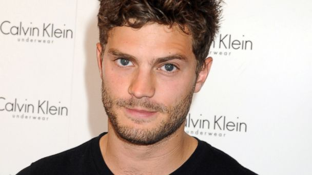 GTY jamie dornan jef 131024 16x9 608 You May Already Know Fifty Shades of Greys Jamie Dornan   Heres How