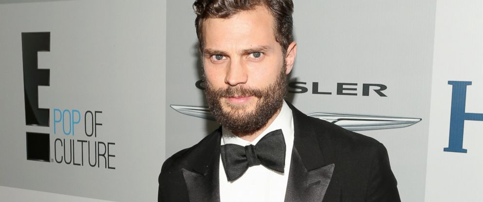 PHOTO: Jamie Dornan attends Universal, NBC, Focus Features and E! Entertainment 2015 Golden Globe Awards After Party sponsored by Chrysler and Hilton at The Beverly Hilton Hotel, Jan. 11, 2015 in Beverly Hills, Calif.