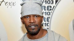 Jamie Fox Goes Out in Shades of Grey