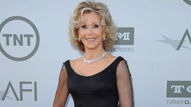 GTY jane fonda kab 140820 16x9 608 Jane Fonda on Life in Her 70s: I Feel Like a Kid