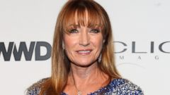 Jane Seymour Goes Glam for a Red Carpet