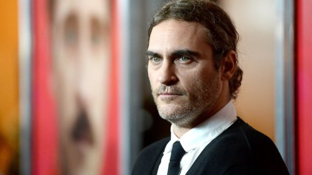 "PHOTO: Joaquin Phoenix attends the premiere of Warner Bros. Pictures ""Her"" at DGA Theater, Dec. 12, 2013 in Los Angeles, Calif."
