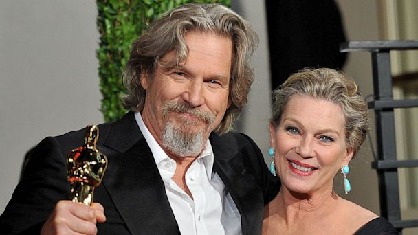 PHOTO: Jeff Bridges and Susan Bridges