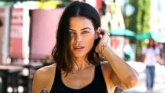 Jenna Dewan Tatum Hits the Gym in West Hollywood