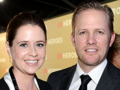 'Office' Star Jenna Fischer Welcomes Baby Girl