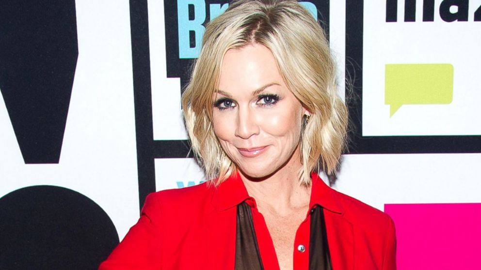 PHOTO: Jennie Garth attends Watch What Happens Live, June 28, 2014.
