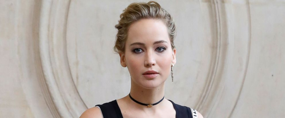 PHOTO: Jennifer Lawrence in Paris, Sept. 30, 2016.