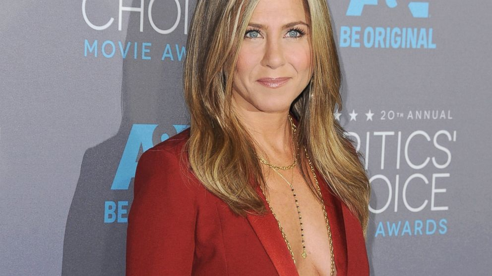 Actress Jennifer Aniston Jennifer Aniston