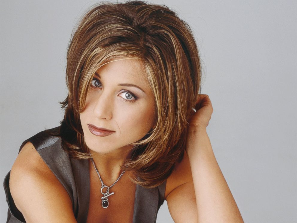 Jen aniston haircut