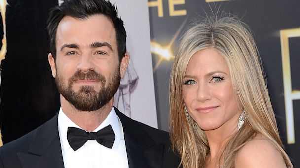 GTY jennifer aniston justin theroux jef 130729 16x9 608 Jennifer Aniston on Justin Theroux: We Already Feel Married
