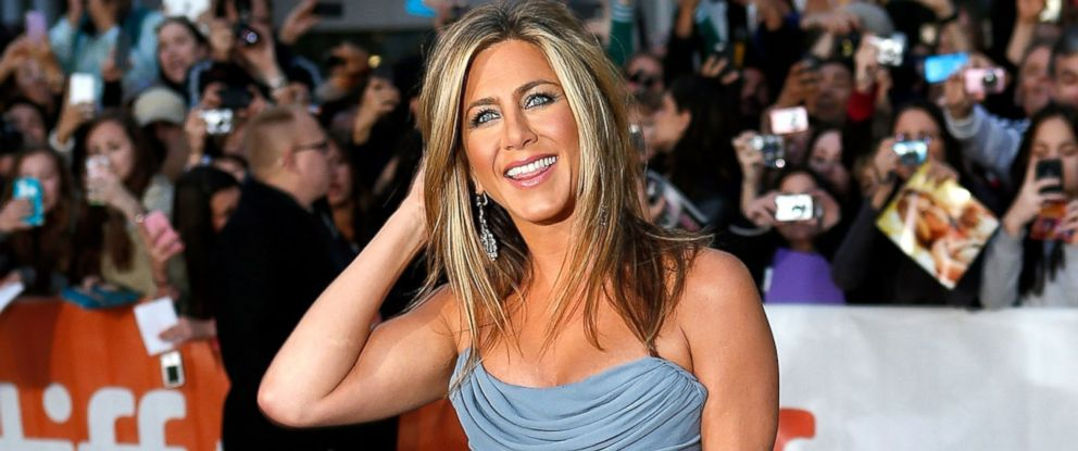 """PHOTO: Jennifer Aniston attends the premiere for """"Life Of Crime"""" at Roy Thomson Hall, Sept. 14, 2013, in Toronto."""