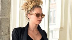 Jennifer Lawrence Goes Low-Key In Boyfriend Jeans