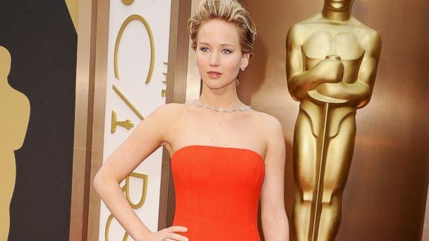 GTY jennifer lawrence sk 140302 16x9 608 Jennifer Lawrence Trips at Oscars Again