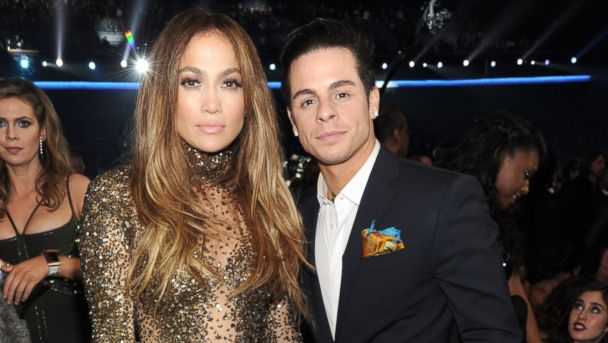 PHOTO: Jennifer Lopez and Casper Smart attend 2013 American Music Awards at Nokia Theatre L.A. in this Nov. 24, 2013, file photo.