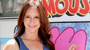 PHOTO: Jennifer Love Hewitt attends Mickey Through The Decades Collection launch celebration at Walt Disney Studio Lot, July 13, 2013 in Burbank, Calif.