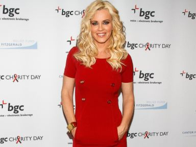 PHOTO: Jenny McCarthy attends Annual Charity Day Hosted By Cantor Fitzgerald And BGC at BGC Partners, INC, Sept. 11, 2014, in New York.