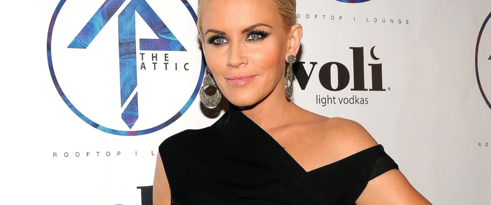 PHOTO: Jenny McCarthy attends the grand opening of The Attic Rooftop Lounge, June 11, 2014, in New York.