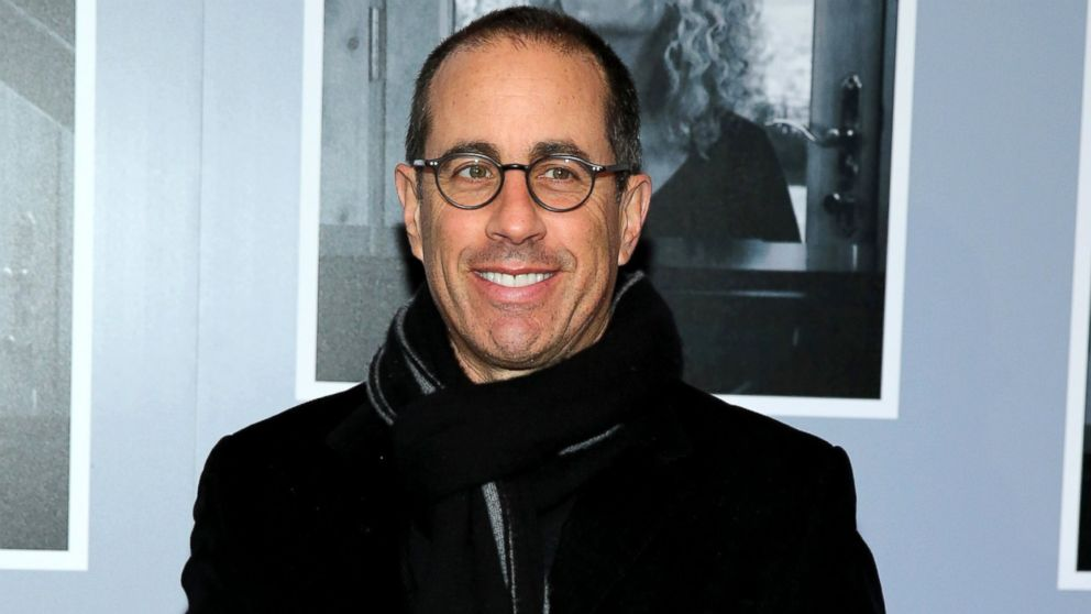 PHOTO: Jerry Seinfeld attends th