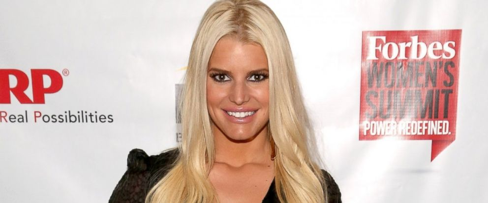 PHOTO: Jessica Simpson attends Forbes Womens Summit:The Entrepreneurship of Everything at 583 Park Avenue, May 15, 2014, in New York City.